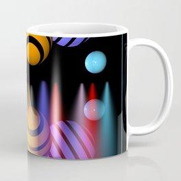 colors, spotlights and reflections Coffee Mug