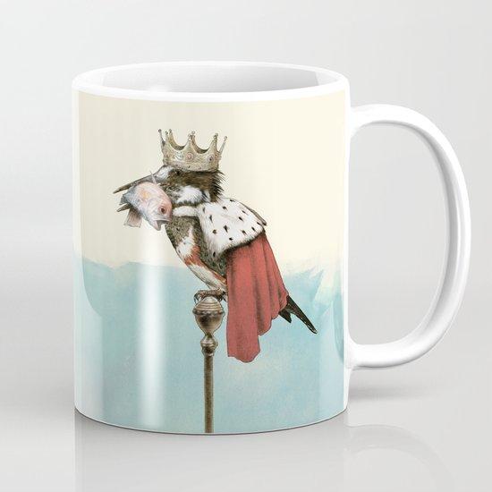 King Fisher Mug