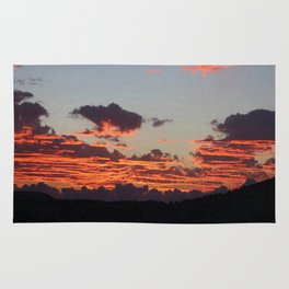 Aegean Sunset Rug