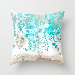 SPB Throw Pillow