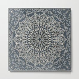 New Mandala Metal Print