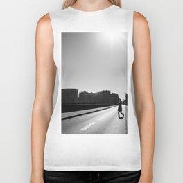 Crossing Pont de Bir-Hakeim / Paris Biker Tank