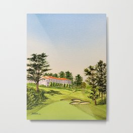 The Olympic Golf Course 18th Hole Metal Print
