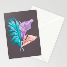 Vibrant Lily Stationery Cards