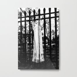 Memories Of A Ghost Metal Print