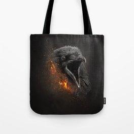 XTINCT x Raven Tote Bag