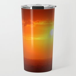Breathe (No Text) Travel Mug