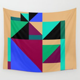 scandinavian chic Wall Tapestry