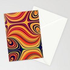 Swirly Stationery Cards