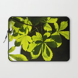 Shadow leafs Laptop Sleeve
