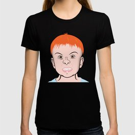 Snarling Kid T-shirt
