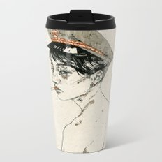 Bad Bitch #2 Metal Travel Mug