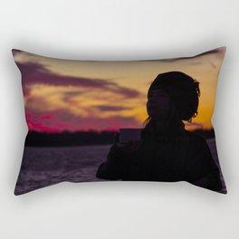 BEDOUIN SUNSET II Rectangular Pillow