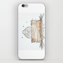 Lamby iPhone Skin