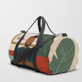 Stay Home No. 6 Duffle Bag