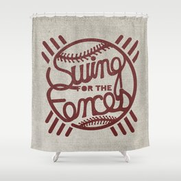 SW/NG! Shower Curtain