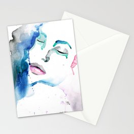 Angelina Two Stationery Cards