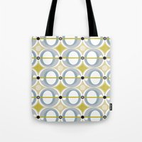 airplane Tote Bags featuring airplane by ottomanbrim