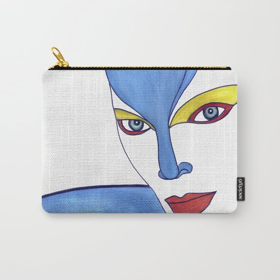 Shaima (previous age) Carry-All Pouch