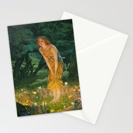 Edward Robert Hughes  -  Midsummer Eve Stationery Cards
