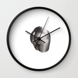Ceci n'est pais une booty 02 Wall Clock