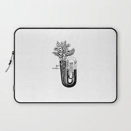 The tuba Laptop Sleeve