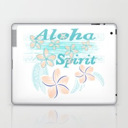 Hawaiin Aloha Spirit Laptop & iPad Skin