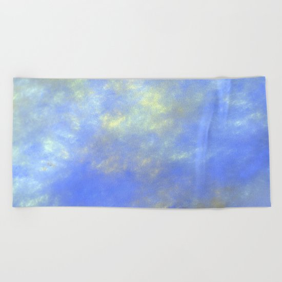 up up in the sky   (A7 B0228) Beach Towel