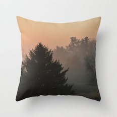 Before the Snows Throw Pillow