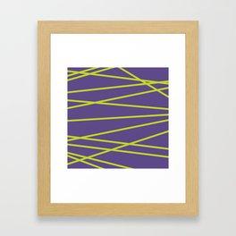 Violet Funk Framed Art Print