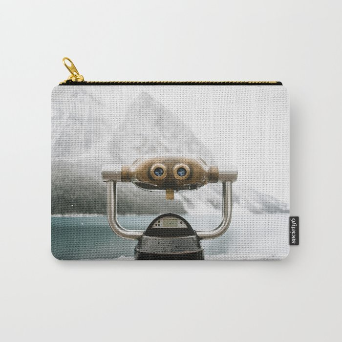 Lake Louise #landscape #society6 Carry-All Pouch