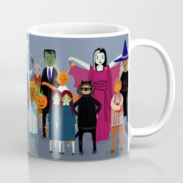 Creepy Crew Coffee Mug