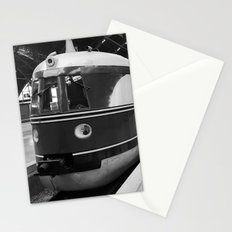Alter Zug, old train Stationery Cards