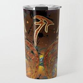 Rebirth of the Phoenix Travel Mug