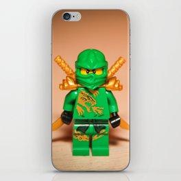 Ninjago Lloyd iPhone Skin