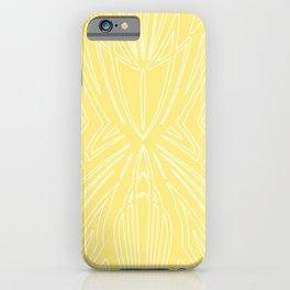 Pinstripe Pattern Creation 7 iPhone Case