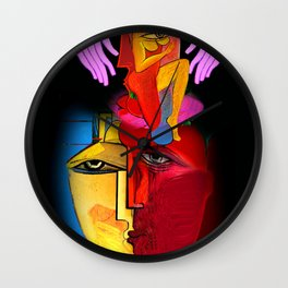 In my Mind Wall Clock