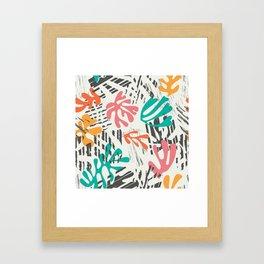 Matisse Pattern 011 Framed Art Print