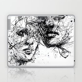 our lines, our story, it isn't a linear path Laptop & iPad Skin