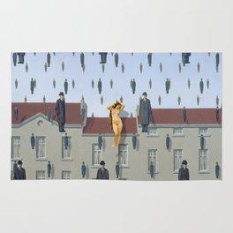 Venus Among the Raining Men Rug
