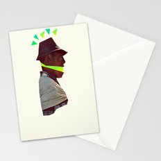 Lime Man Stationery Cards