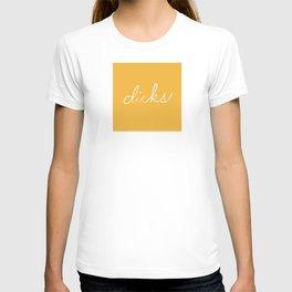 dicks T-shirt