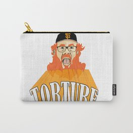 San Francisco Baseball Torture Carry-All Pouch