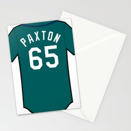 James Paxton Jersey Stationery Cards