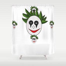 Jokuh! Shower Curtain