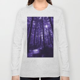 Shenandoah Ultra-Violet Long Sleeve T-shirt