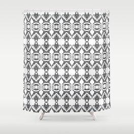 Olesque Shower Curtain