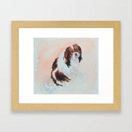 NAGI ISABELLA Framed Art Print
