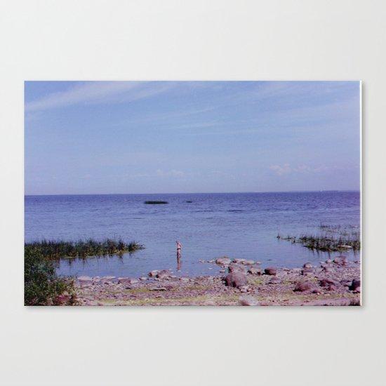 Gulf of Finland Canvas Print