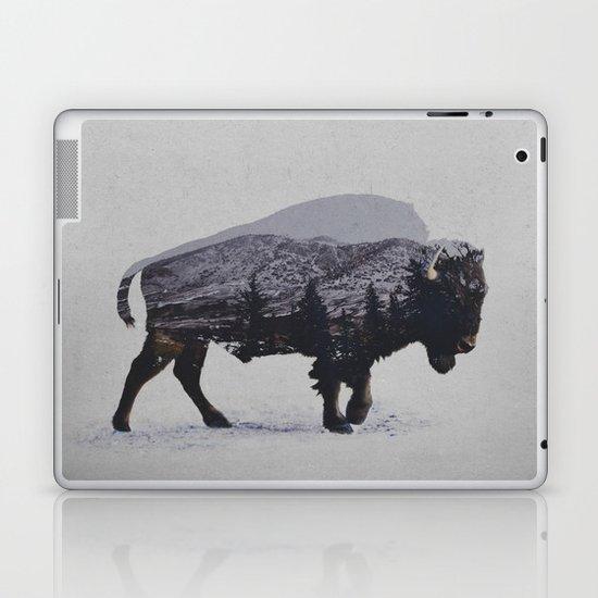 The American Bison Laptop & iPad Skin